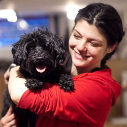 ANNIE GROSSMAN | CO-OWNER // SENIOR NYC DOG TRAINER